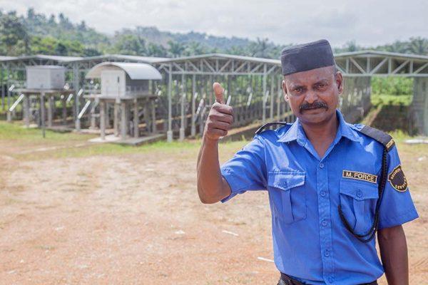 Eco Seido project - Matahari Kencana Tanjung Malim