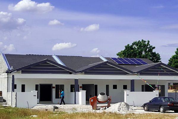 Eco Seido project - Desa Pengkalan project